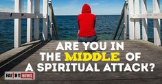 Are You In The Middle Of A Spiritual Attack? ~ How do you know when you're under a spiritual attack? I hope this can help show you whether you are or whether you are not. ~ Feeling Condemned ~ Whoever has trusted in Christ will be saved, but sometimes the accuser of the brethren, the Devil or his demons, will try to plant doubts in our minds. He wants us to doubt God's Word which says not one of His own would be lost (John 6:37), [...]