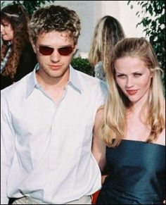 Ryan Phillipe and Reese Witherspoon.