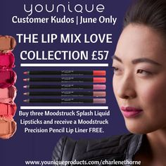 This month deal for Younique cosmetics is truly astounding!