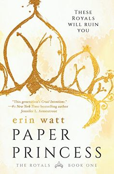 Paper Princess: A Novel (The Royals Book 1) (English Edition)