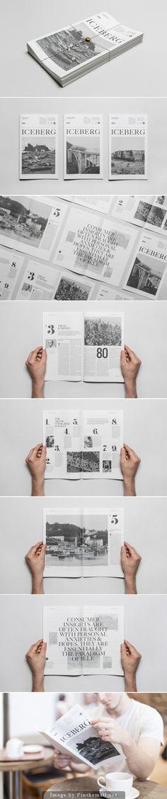 Iceberg, Socio Design — layout and editorial design Layout Design, Graphic Design Layouts, Grid Design, Graphic Design Inspiration, Book Design, Design Design, Poster Layout, Book Layout, Print Layout
