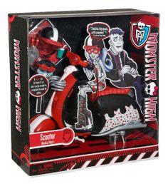 Unique Monster High Mattel cors mela f Ghoulias