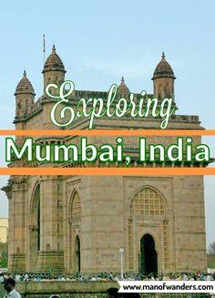 Exploring Mumbai, India