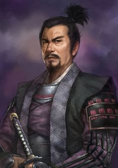 ArtStation - The samurai artwork 03, Cheng Gu
