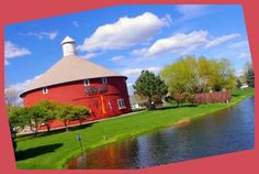 Round Barn Trading Post is a massive gift shop in Andover, Minnesota. The address is 13736 Marigold St. Great Places, Places To See, Minnesota Camping, Minnesota Funny, Mall Of America, Get Outdoors, Vacation Trips, Vacations, Vacation Ideas