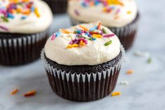 All You Need Is, Chocolate Cupcakes, Salted Chocolate, Chocolate Covered, Thing 1, Cupcake Recipes, Fresh Herbs, A Food, Food Processor Recipes
