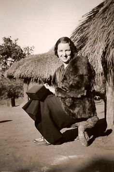 """Karen Blixen Dansh writer also known by her pen name Isak Dinesen. Blixen is best known for """"Out of Africa"""", her account of living in Kenya. Karen Blixen, Out Of Africa, East Africa, Meryl Streep, Famous Women, Famous People, Writers And Poets, People Of Interest, Book Writer"""