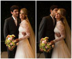 Casamento clássico - Foto: Márcia Charnizon