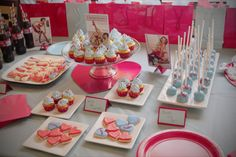 how to decorate for a pin up party - Google Search