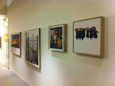 Gallery Printend Silence