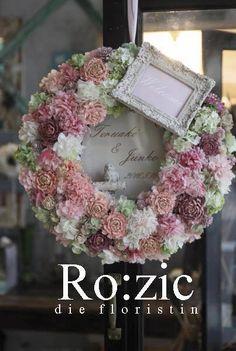 preserved flower http://rozicdiary.exblog.jp/25983778/