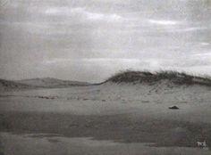 Die Kunst in der Photographie : 1901 Photographer: Rudolph Eickemeyer Jr. Title: Dünen an der Küste von Jersey