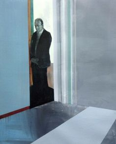 Kenneth Blom · The office · 2011 · 100 x 80 cm Art Academy, Artist Painting, Art Studios, Contemporary Artists, Street Art, It Works, Abstract, Modern, Francis Bacon