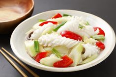 Squid and Celery Stir fry | Taiwanese Cuisine