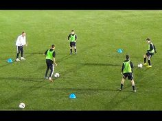 Speed of Play Drill