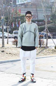 FW Seoul, Korea Fashion Week   LOOKSOOK http://sookpix.blog.me/