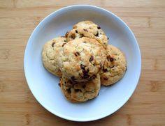 Les Crocs du Loupinet : Biscuits aux pépites de chocolat