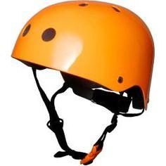 Kiddimoto Helmet Medium (Neon Orange)