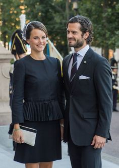 Best Pictures of Prince Carl Philip and Sofia Hellqvist | POPSUGAR Celebrity