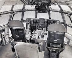 Stratocruiser Cockpit