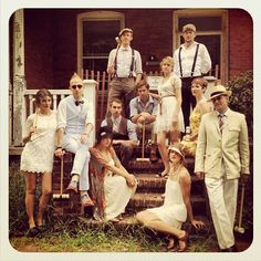 Jazz Age Lawn Party 2012. Nailed it.