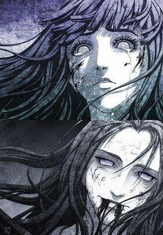 Hyūga Neji and Hyūga Hinata