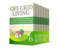 Survival Box Set: 19+ Steps on How to Retrofit Your Living. 53 Types of Bartering Gear You Must Have. Lessons on Building Chicken Coops. 25 Survival Food ... grid, survival books, survival training) by Theodore Hall http://www.amazon.com/dp/B017YBPRL4/ref=cm_sw_r_pi_dp_hBvJwb0CYN516