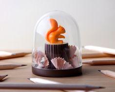 the inside of a pencil sharpener | Home > DESK & OFFICE > LAST LOG SQUIRREL PENCIL SHARPENER