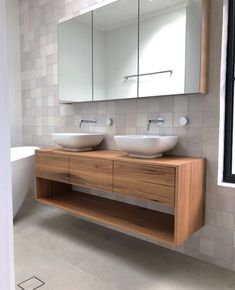 Double Vanity, Sink, Deco, Bathrooms, House Ideas, Furniture, Home, Kitchens, Bath