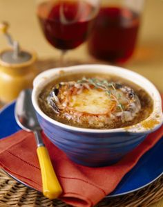 Crockpot French Onion Soup Recipes