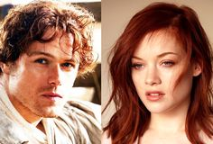 Jane Levy as Brianna outlander Jamie and Claire's daughter