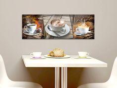 ... Glasbilder Küche auf Pinterest  Wandbilder, Zeitung und Kaffeebohnen