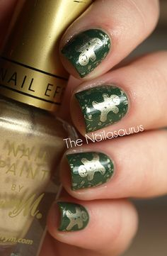 Holiday Nails Manicure Designs 5