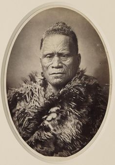 (32AD) JOSIAH MARTIN King Tawhiao [sic] (Tūkāroto Matutaera Pōtatau Te Wherowhero Tāwhiao) n\Josiah Martin [sic] c1880s albumen silver print 200… / MAD on Collections - Browse and find over 10,000 categories of collectables from around the world - antiques, stamps, coins, memorabilia, art, bottles, jewellery, furniture, medals, toys and more at madoncollections.com. Free to view - Free to Register - Visit today. #Photography #IndigenousPeople #MADonCollections #MADonC