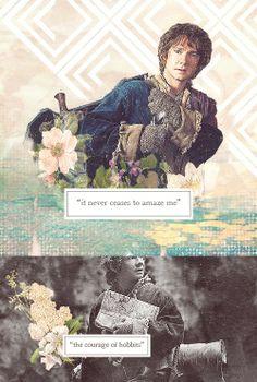 Bilbo Baggins #Hobbit