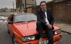 Audi Quattro, Ashes To Ashes  By 1981 chauvinistic Gene Hunt had ditched his trusty Cortina in favour of a red Audi Quattro coupé in which he menaced the mean streets of east London. He calmed down in the Eighties, but it appears his driving didn't