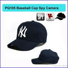 8GB Cap Hat Spy Camera Baseball Cap Hat hidden Candid Camera Video  Camcorder With Remote Control 26b57b58fc5d