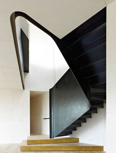 Close to the perfect staircase.