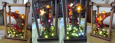 Blumenlampe WIP