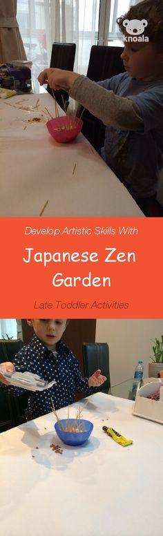 Knoala Early Preschooler activity u0027Sticker Nameu0027 helps little ones - artistic skills
