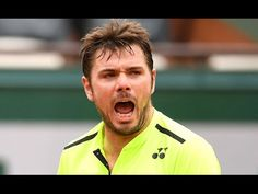 Stan Wawrinka vs Andy Murray 2016 Clay Summer Highlights HD720p50 by ACE