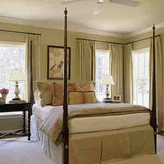 Southern Living Bedroom