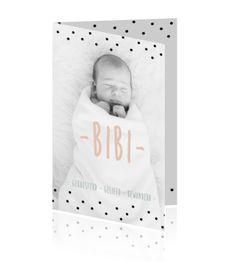 Stoer en schattig geboortekaartje, aan te passen met de naam van jullie kindje. Ook de kleuren kun aanpassen naar wens en natuurlijk straks een foto van jullie wondertje! Net wat anders? Mail dan naar: info@zojoann.nl www.facebook.com/... #geboortekaartje #zwanger