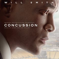"""""""Concussion"""" movie soundtrack, 2015. Football Movies, Listening To Music, Apple Music, Will Smith, Soundtrack, Itunes, Gq, Album Covers, Cool Things To Buy"""