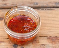 Homemade Spicy Tomato Chutney