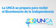 La UNCA se prepara para recibir el #Bicentenario de la #Independencia - #UNCA #Catamarca