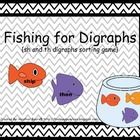 Fishing for Digraphs {th and sh} sorting game goes along with the Reading Street story Max and Ruby A Big Fish for Max Unit 2 Week 1.      This game ...