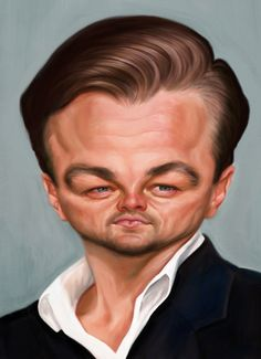 [ Leonardo DiCaprio ] Artist: Anthony Pascoe website: http://anthonypascoe.blogspot.com/