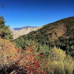 Vista desde el monte San Antón en Rodiezmo #León