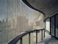 Mehrfamilienhaus Rondo Graber Pulver Architekten AG